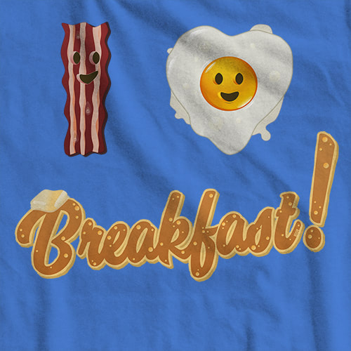 I Heart Breakfast T-shirt